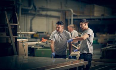 Timber Structures: Nieuwe entiteit voor Concrete Valley